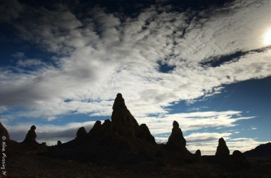 Clouds and Tufa's