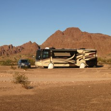 Boondocking Site Review – KOFA National Wildlife Refuge, AZ