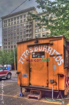 Food Card Burritos