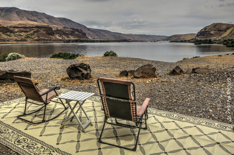Boondocking Site Review Rufus Landing Recreation Area