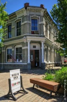 The downtown Wallowa County Museum