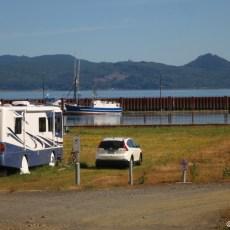 City RV Park Review – Pier 38 RV Park, Astoria, OR