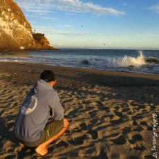A Windy Au Revoir – Cape Disappointment, WA