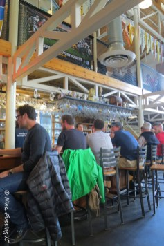 Inside Snake River Brewing