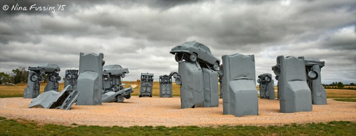 Carhenge. I LOVE IT!