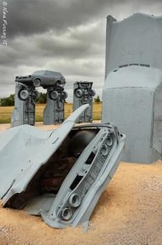 Carhenge detail