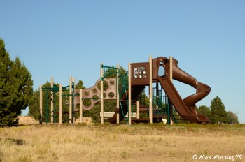 On-site playground
