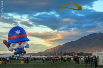 Every single pic I took at ABQ balloon fiesta was done with my pocket camera