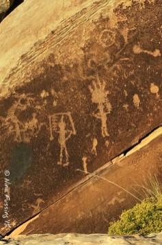 Rock Petroglyphs