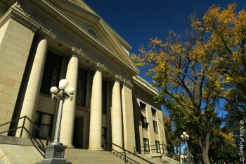 Downtown Prescott County Courthouse