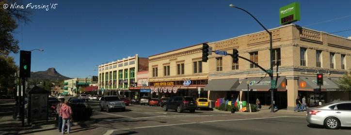 Historic downtown Prescott