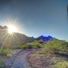 SP Campground Review – Picacho Peak State Park, Eloy AZ