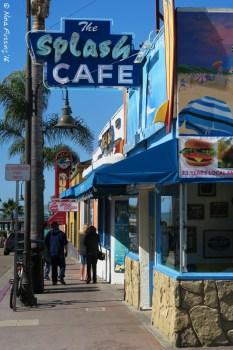The iconic Splash Cafe