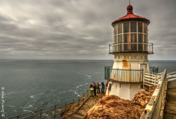 Point Reyes Lighthouse is old, but has some hidden secrets