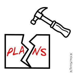 Scraping plans is part of RVing plan