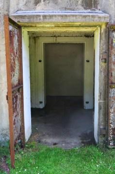 Rusty doors and hidden rooms