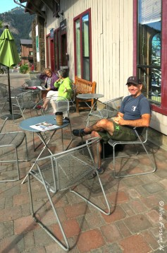 Hanging w Polly at Leadville