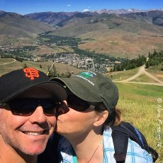 Exploring Sun Valley ID -> Hiking, Biking & Outdoors With Paws