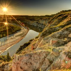 Badlands & Rugged Beauty – Theodore Roosevelt National Park, ND
