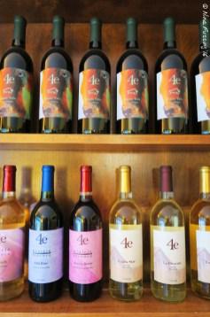 Winery offerings