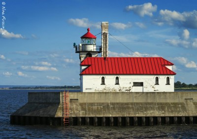 South Outer Breakwater Light