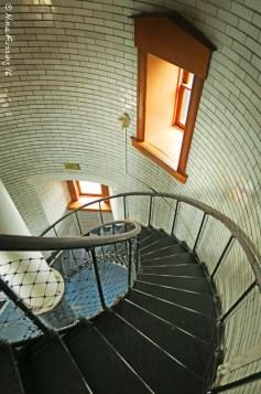Split Rock staircase