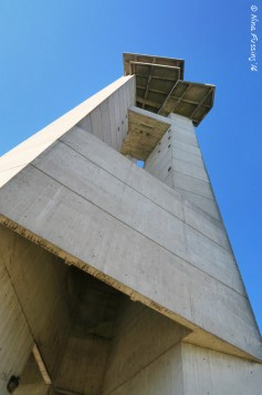 The 210-foot high Tower Of History