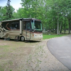 SP Campground Review – South Higgins Lake State Park, Roscommon, MI