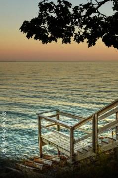 Tawas lake views