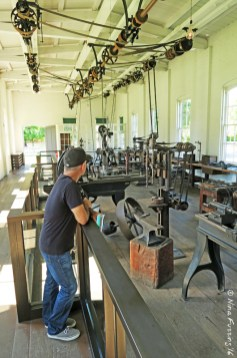 The Machine Shop at Edison's Labs