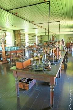 Edison's Chemistry Lab