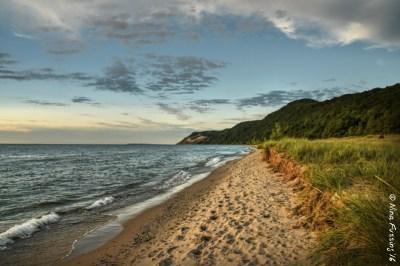 What a view (Esch Beach)