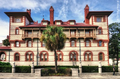 The lure of old-time FL charm (Flagler House)