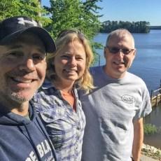 The Art Of Slo-Mo RVing, Friends & Moochdocking – Lake Wateree, SC