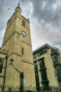 St. James Priory (Bristol's oldest building)