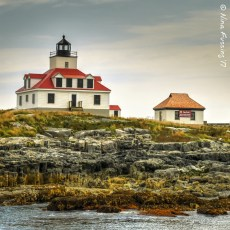 Acadia National Park Part III – Lighthouse Extravaganza