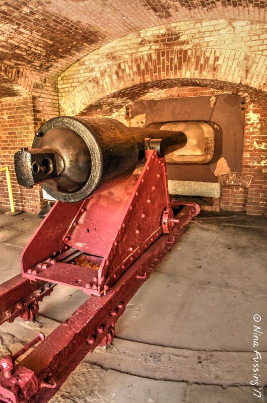 Fort Sumter Artillery