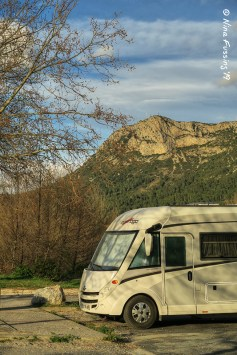 Tautavel free camping