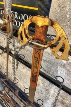 An old Burgos blade