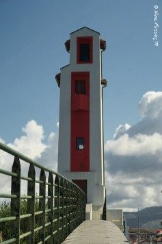 The harbor lightouse