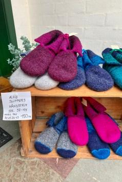 Ærø knit shoes