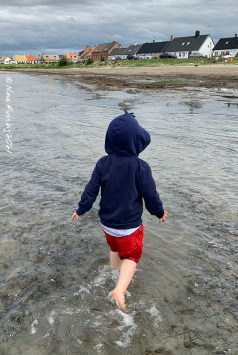 Walks with our nephew