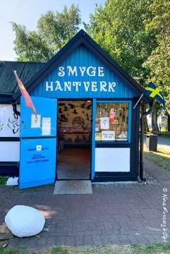 Shops at Smygehuk