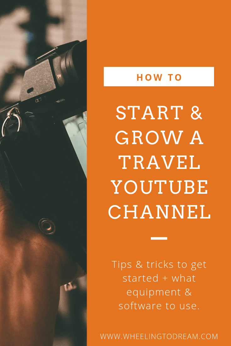 Have you ever wondered how to start a YouTube channel and if it would even be worth it? Perhaps you want to start a travel blog but you aren't sure if you can keep up with the content writing? Learn how to start a travel vlog from one of the best travel vlogging families on YouTube. You will learn how to make YouTube videos, how to edit YouTube videos and how to market your youtube channel. #youtube #youtubechannel #digitalmarketing #videotips #videomarketing