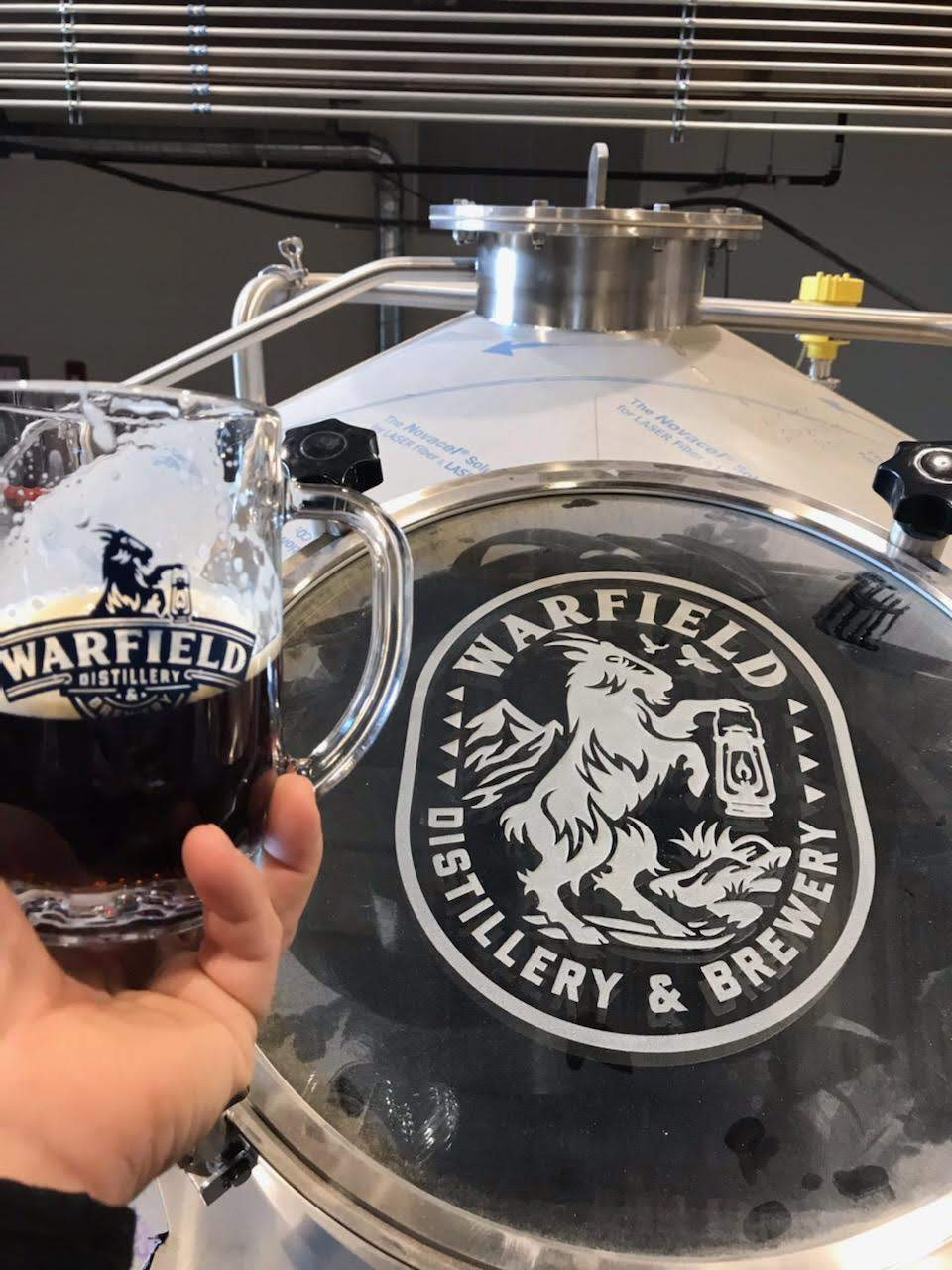 Episode 44: On the Road in Idaho, The Warfield Distillery & Brewery
