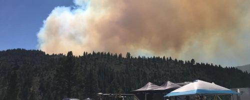 Episode 115: Fire…A Crazy Campground Evacuation Story!