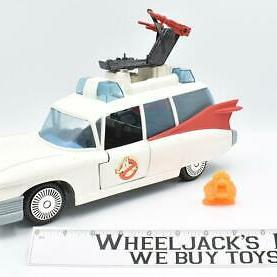 Kenner 1984 The Real Ghostbusters Ecto 1 Complete