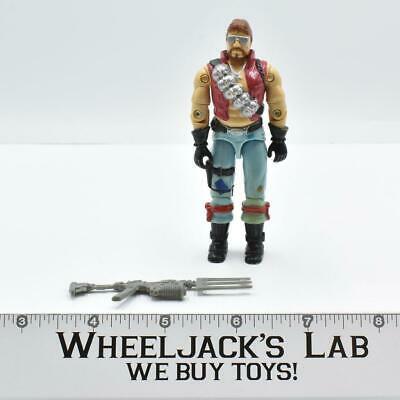 Hasbro 1986 GI Joe Monkeywrench Dreadnok