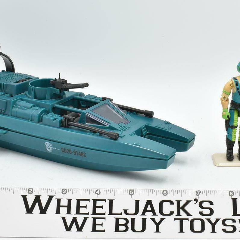 Hasbro 1984 G.I. Joe Water Moccasin