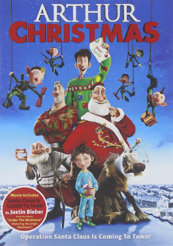 Arthur Christmas On Dvd Only 3 99 Reg 14 98
